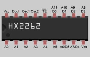 HX2262
