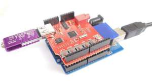 Arduino MP3 Shield-2