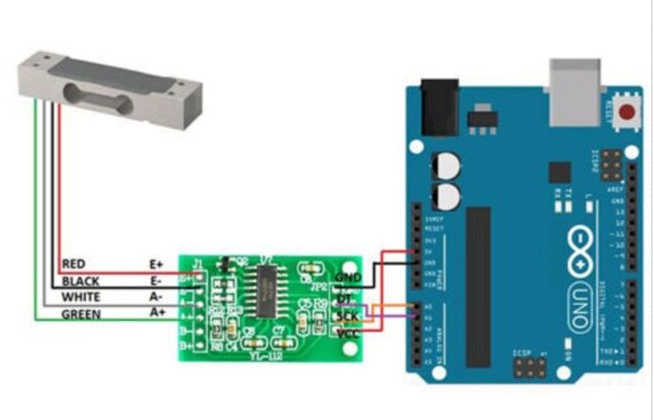 How to Connect Load Cell to Arduino? - Theorycircuit