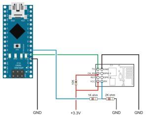 Arduino-to-ESP8266-300x243